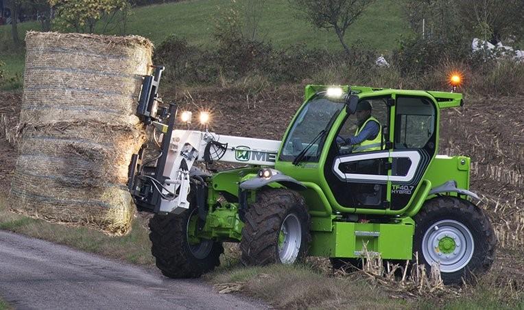 La maquinaria agrícola y las energías alternativas. Los eléctricos y las baterías en la Agricultura (V)