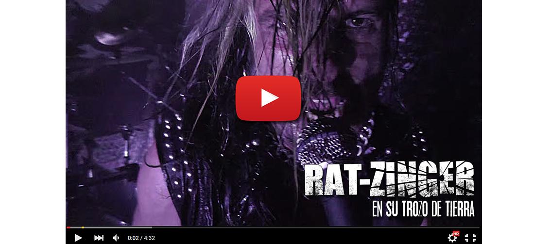 Nuevo videoclip de Rat-Zinger